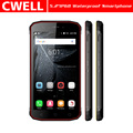5.2 '' Screen IP68 Waterproof 4G Android Rugged Smartphone 2gb+16gb
