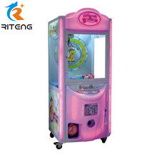 blister metal cabinet ufo catcher claw grabber yes crane machine