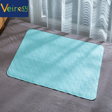 Waterproof Reusable Washable Incontinence Bed Pad for Adults, Kids and Pets