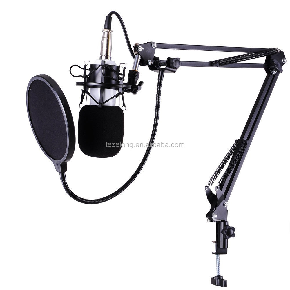 for video recording BM-800 3.5mm jack Professional Condenser Microphone USB Mic BM800 microphones