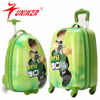 2014 New Design Silver Luggage Trolley