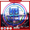 3D Space Ring Human Gyroscope Amusement