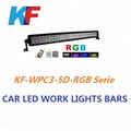 NEW! Car  LED Work Lights Bars, KF-WPC3-5D-RGB Serie 5D LENs