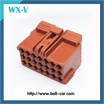 2.8mm Pitch AMP Tyco Molex Equivalent Connectors 1-967625-1