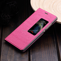 Newest design Auto Sleep Wake Phone Cover for huawei P8, case for huawei P8