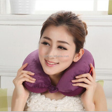 2017 New Fashion Design Comfortable Round Microbead Stuffing Pillow