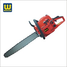 Wintools WT02076 electric start gas chain saw industrial chain saws