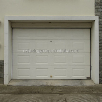Automatic Color Steel Used Garage Doors Sale