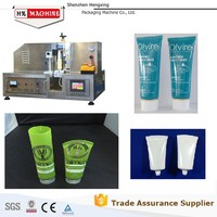 Ultrasonic Toothpaste Tube Sealing Machine With Cutting Function