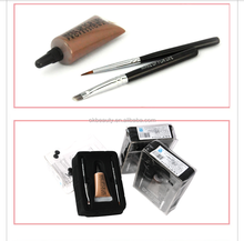 Pro multi-color Eyebrow Cream Waterproof Eye Brow Gel Beauty Makeup tool Eyebrow Enhancer With Brush