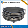 sus 304 flange type double bellow expansion joint
