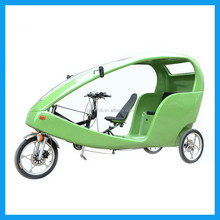 Enclosed Cabin Adult Electric Tricycle 3 Wheel Scooter