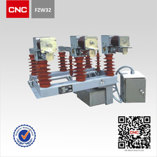 FZW32-12(40.5)Outdoor HV Isolating Vacuum load switch 12kv load break switches