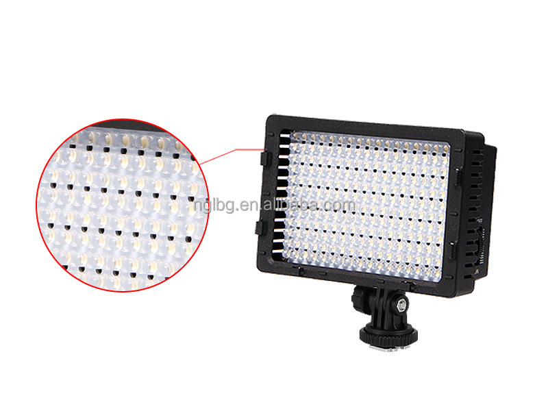 Nanguang 13W , CN-216 on Camera LED Light Video LED Light for DSLR DV