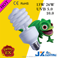 Reptile uv energy saving lamp 26W UVB 5.0 10.0 15.0 lighting bulbs