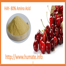 Organic Amino Acid soil amendment with powder liquid 100%