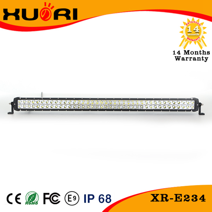 High Power 234w Double Row Led Light Bar For 4x4 Racing Off Road Auto,Atv,Jeep,Suv