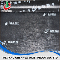 Building Materials Roof Asphalt Felt 3mm