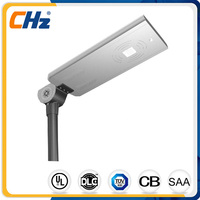 Intergrated Road Light Photocell Solar Powered LED Street Lights