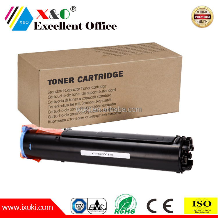 High quality canon toner cartridge C-EXV18 NPG-32 GRP-22 replacement for Canon Canon IR1018 IR1022F IR1022I IR1022