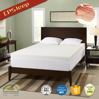 2015 Factory wholesale rollable memory foam mattress, new design queen size mattress cheap, luxury magnetic mattress pad