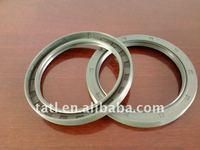 oil seal,110-140-14, Metric Oil Shaft Seal, Double lip, Stainless Steel Spring