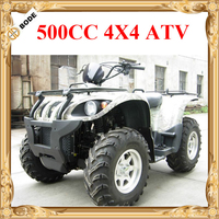 china new 500CC 4X4 atv four wheel motorcycle for sale price