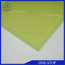 High tensile strength PU cutting boards NBR plastic sheet