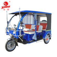 Yuandi Tuktuk Electric Tricycle Adult for passenger