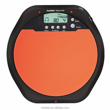 Digital electric electronic drum pad for training practice metronome DS100