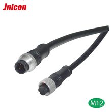 Factory price IP68 2pin 3pin 4pin waterproof male female cable connector
