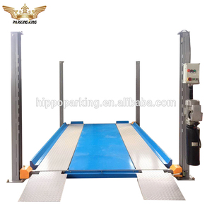 Trade Assurance motorcycles parking lift manufacture