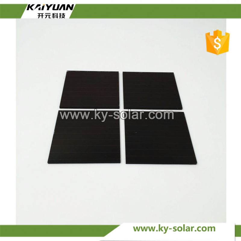 2016 Hot saled portable raw solar cells for sale