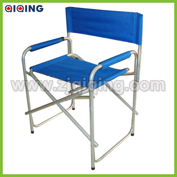 folding aluminum director chair director chair for outdoor