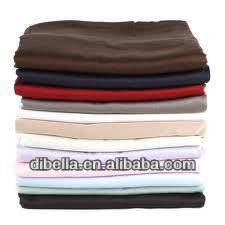 All size cotton bedding fabric with many colors