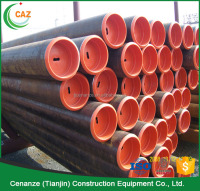 API 5L PSL1 ASTM A106 Gr.B ERW/HFI /EFW/ LSAW/DSAW Line Pipes for oil or gas transport