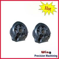 motorcycle engine housing