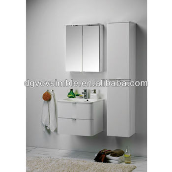 Bathroom cabinet bathroom mirror cabinet with shaver socket bathroom