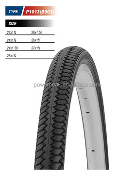 China top quality bicycle tyre 26x1 3/8 for mountain bike and road bike