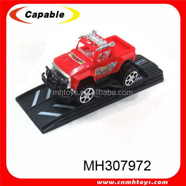 hot selling wholesale cheap small plastic toy car with eco friendly material