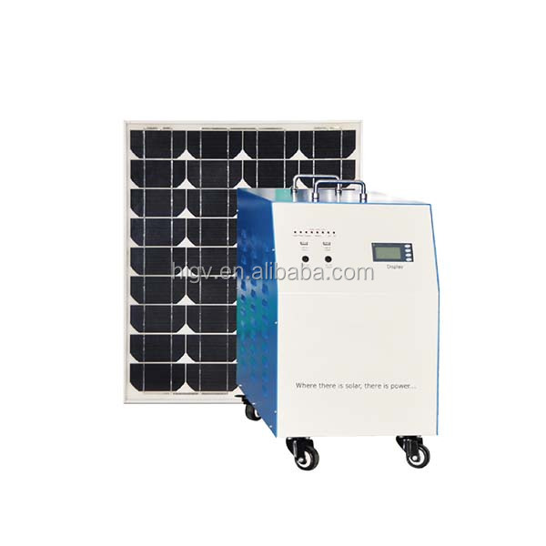 2000W solar power 220 voltsolar power generation systemSolar Backup Power Generator