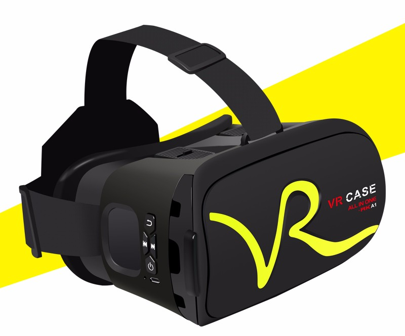 Vr Case RK-A1 Brand Best selling google vr headset 3d vr box