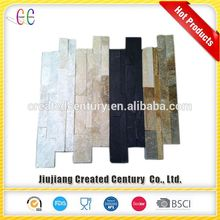 China factory cheapest natural culture slate stone