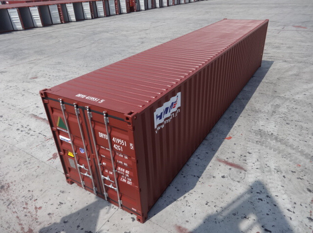 Cheap price shipping container 40 foot for aftermarket parts shipping