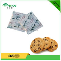 High quality food safe oxygen absorbing sachet used in food