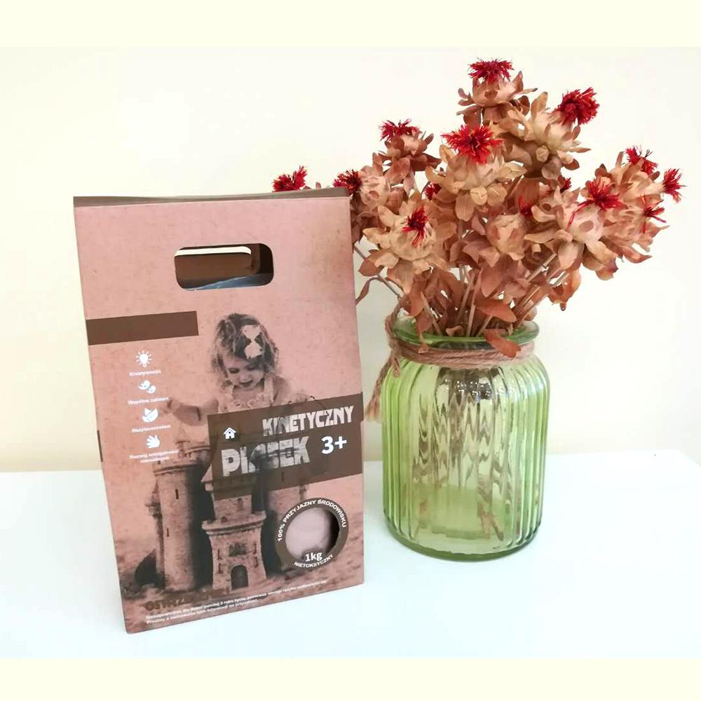 Véhicule décorations BRICOLAGE sable modélisation arts et artisanat emballage boîte de papier