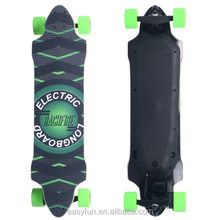 2017 Newest outdoor use cruiser ride instead of walk tool Backfire electric skateboard 1200w