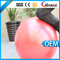 Customized logo printed lose weight yoga ball for exercise fitness custom 1 shape latex resistance band kit