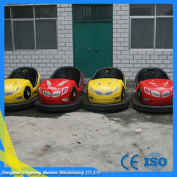 High quality classical used bumper cars