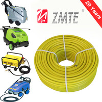 ZMTE High temperature Flexible rubber water cleaning hose